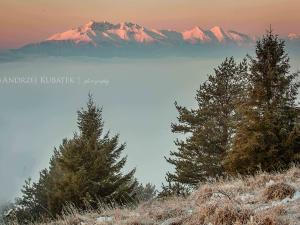 Morze mgieł i Tatry