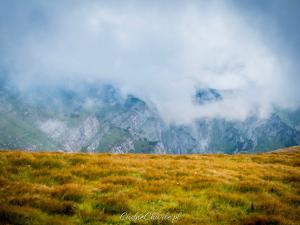 Chmury i przepaść - niezły duet