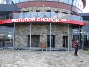 Rotunda Chopok