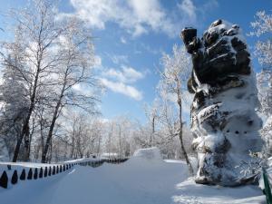 Trasa turystyczna po Szczelińcu Wielkim