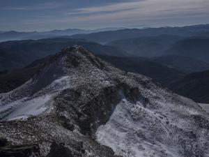 Greckie i Albańskie wzgórza
