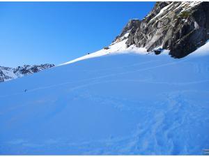 Do Szpiglasowej Przełęczy jeszcze niewiele ponad godzina