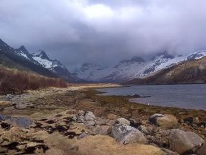 tolkienowskie krajobrazy