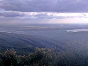 góry Vihorlat i Nizina Węgierska