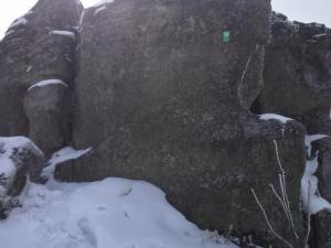 Malinowska Skała - pomin przyrody nieożywionej