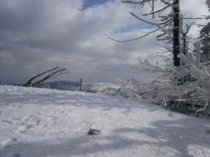 zima na szczytach