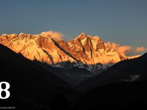 8 Everest i Lhotse