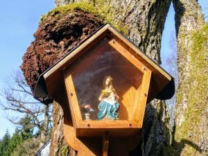 Kapliczka przy ermitażu