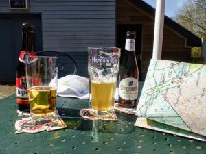 Odpoczynek z belgijskim piwem