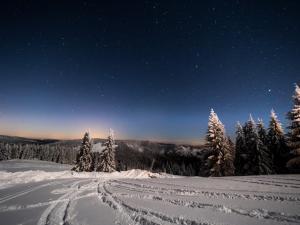 Noc w Gorcach