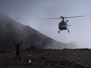 Akcja ratownicza - Bezpieczny Kazbek.