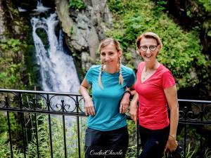 Przy Wodospadzie Wilczki