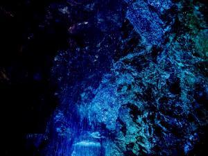 Podziemny Wodospad w Kopalni Złota