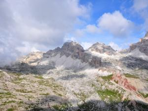 Ferrata Iavano Dibona, Dolomity