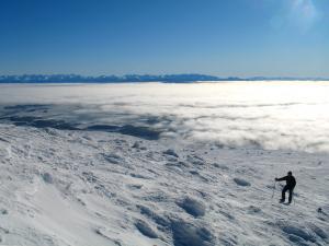 Babia Góra z Tatrami w gratisie