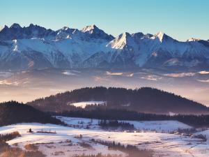 Tatrzańskie kolosy ze szlaku