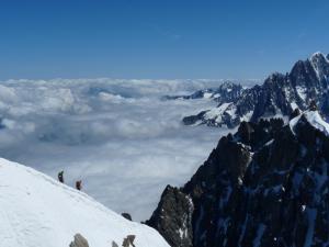 Wspinaczka w Alpach Francuskich