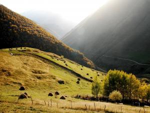 Dolina Juty Gruzja