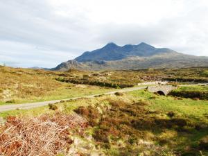 Cuillin Hills Szkocja