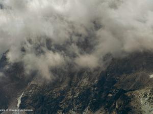 Gerlach chmurami opatulony