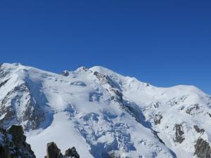 Mont Blanc,  Alpy Francuskie