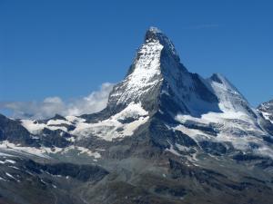 Matterhorn, Alpy Pennińskie