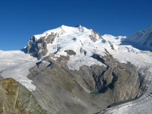 Monte Rosa, Alpy Pennińskie