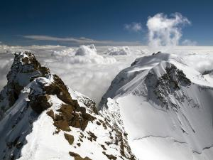 Na dachu Szwajcarii - Dufourspitze. Alpy Pennińskie.