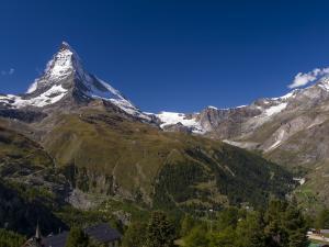 Jego Wysokość Matterhorn.