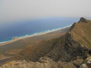 Pico de Zarza, Fuerteventura
