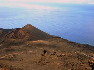 Wulkan Teneguia, La Palma