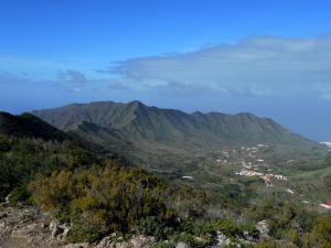 Park Krajobrazowy Teno, Teneryfa