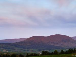 Okoliczne góry budzą się ze snu