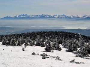 Tatry i Jezioro Orawskie