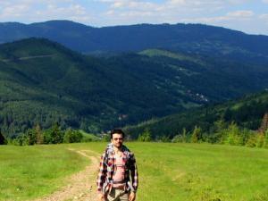Ostatnie spojrzenie na góry