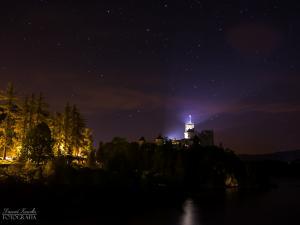 Zamek w Niedicy