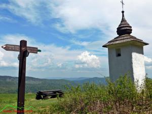 Znana wszystkim Bulandowa kapliczka