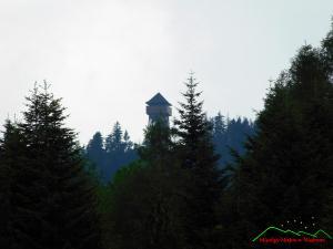 Wieża na Gorcu