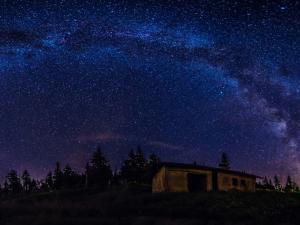 Panorama Drogi Mlecznej - Odrodzenie