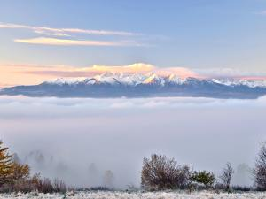 Wschód z widokiem na Tatry