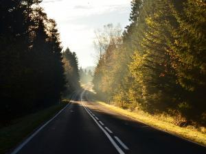 Pienińska droga..