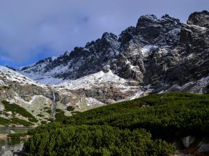 Wielickie Garby i Granatowe Wieże