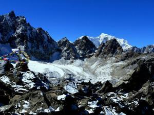 Pharilapche i lodowiec Machermo