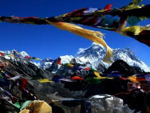 Mt.Everest (8848m n.p.m.)