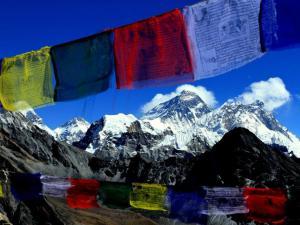 Mt.Everest i Lhotse