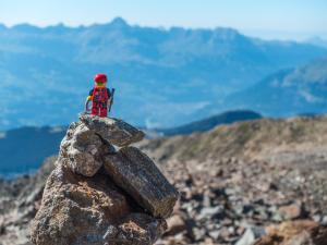 Stefan, nasz przewodnik w drodze na szczyt ;)