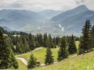 """Grauspitz (2599 m n.p.m.), najwyższy szczyt Liechtensteinu tradycyjnie w naszych planach jest celem """"B""""."""
