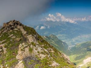 Wierzchołek Grauspitz (2599m npm)