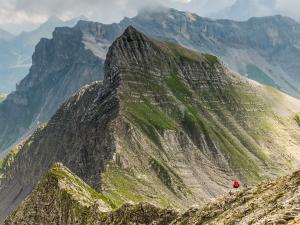 Hinter Grauspitz (2573m npm)