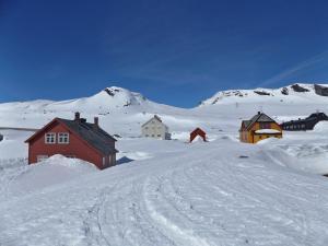Aż się można zastanowić czy to kontynent jeszcze czy Svalbard czy inna Grenlandia?